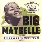 The Complete OKeh Sessions 1952-1955 by Big Maybelle (CD, Aug-1994, Epic/Legacy)