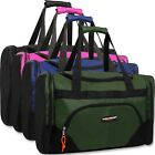"""Lot of 24 Wholesale 20"""" Duffel Bags for Charities, Donations, Giveaways, Gyms"""