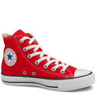 Unisex Converse All Star Ox Shoes Red High Top