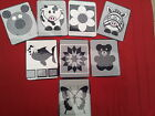 BABY VISUAL STIMULATION FLASH CARDS EARLY YEARS BLACK AND WHITE & ANIMALS- BUGGY