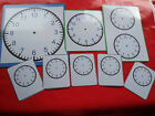 Tell the time - blank clock faces - various sizes and quantites - class / home