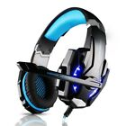 KOTION EACH G9000 3.5 LED Gaming Headphone Stereo Headset Mic for PC Laptop Ps4