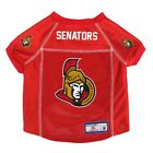 NEW OTTAWA SENATORS DOG PET PREMIUM JERSEY w/NAME TAG LE $17.95 USD on eBay