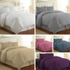 3-Piece High Quality Ultra Soft Duvet Cover Set-24 beautiful solid colors