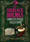 Sherlock Holmes Complete Puzzle Collection by John Watson Hardcover Book
