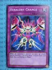 Heraldry Change CBLZ-EN070 Common Yu-Gi-Oh Card English 1st Edition New