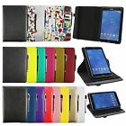 Universal 360° Rotating Wallet Case Cover fits Cewaal 10 Inch Tablet PC