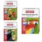 BEAPHAR ANTI PARASITE SPOT ON WORMER TREATMENT FOR CAGED BIRDS & PARROTS