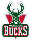 Milwaukee Bucks Logo Vinyl Sticker Decal *SIZES* Cornhole Wall CarTruck on eBay