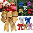 5 Colors Bows Bowknot Christmas Tree Party Gift Present Xmas Home Decoration