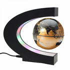 LED Floating Tellurion Globe Light Magnetic Levitation Globe World Map Desk Lamp