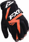 FXR Mens Orange Snowmobile Attack Insulated Glove Snocross