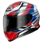 Shoei Shoei Nxr Rumpus TC-1 Red/White/Blue
