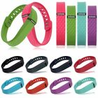Replacement Silicone Wristband Bracelet for Fitbit Flex w/ Clasps Small/Large