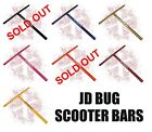 JD BUG ONE PIECE SCOOTER T BARS - Various Colours Available