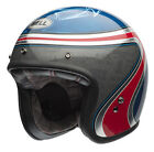 Bell Custom 500 Open Face 3/4 Retro Vintage Motorcycle Helmet DOT Scooter