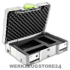 Festool Systainer SYS 1 - SYS 5 T-LOC, SYS-Combi, SYS-PORT, SYS-Zubehör SYS-VARI