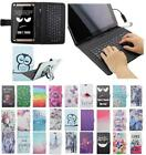 For Asus TransFormer Book T100 Chi USB Andriod Tablet Keyboard Case Cover Flip