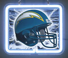 San Diego Chargers Helmet New Neon Light Sign @9 $45.59 USD