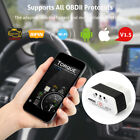 ELM327 Obd2 Scanner Bluetooth WIFI For Android iOS Car Diagnostic Interface