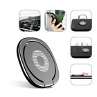 Universal Magnetic Holder Car Mount 360° Finger Ring Desk Bracket For Cell Phone