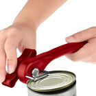 Ergonomic Manual Can Opener Cans Lid Lifter Smooth Edge Side