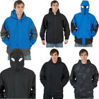 Mens Location Goggle Rain Hooded Jacket Waterproof School Coat Winter Fleece New