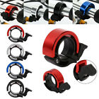 90DB 22.2-24MM Mini Invisible Bicycle Bike Ring Bell Handlebar Horn Lound Alarm