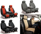 Coverking Synthetic Leather Custom Seat Covers for Kia Rondo