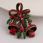 For Women Rhinestone Brooch Snowflake Christmas Pins And Brooches