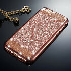 UK Luxury Bling Glitter Diamond Soft Case Cover For Sony Xperia X XZ XA