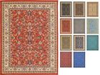 turquoise rug - Traditional Persian Design Area Rug Oriental Style Floral Large Rug Soft Red