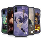 OFFICIAL SELINA FENECH GOTHIC HYBRID CASE FOR APPLE iPHONES PHONES
