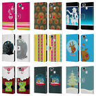 MIX CHRISTMAS COLLECTION LEATHER BOOK CASE FOR ASUS ZENFONE 3 ZOOM ZE553KL