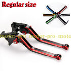 Edging-colored Brake Clutch Levers For Hyosung GT650R 2006-2012/GT250R 2006-2016