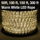2-Wire LED What's what Light 110V Home Party Christmas Decorative In/Outdoor Warm White
