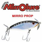 """MIRROLURE FLOATING TWITCHBAIT, MIRRO PROP, 3"""" 1/2 oz, CHOICE OF COLORS"""