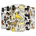 HEAD CASE DESIGNS DOG BREED PATTERNS 3 HARD BACK CASE FOR APPLE iPHONE PHONES