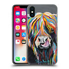 OFFICIAL STEVEN BROWN HIGHLAND COW COLLECTION 1 CASE FOR APPLE iPHONE PHONES