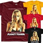 PLANET TERROR Ver. 4, Robert Rodriguez, poster T SHIRT all sizes S to 5XL