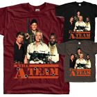 The A-Team V1, TV Series, T-SHIRT (BLACK,BRICK,GRAPHITE) all sizes S to 5XL
