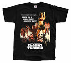 PLANET TERROR Ver. 2, Robert Rodriguez, poster T SHIRT all sizes S to 5XL