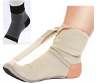 Adjustable Plantar Fasciitis Night Splint Foot Brace and Compression Sock Bundle