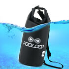 Pooloop 5L 10L Premium Outdoor Waterproof Dry Bags For Boating Kayaking
