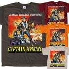 Captain Apache, movie poster, 1971  T SHIRT all sizes S to 5XL