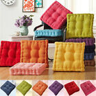 Colorful Thick Corduroy Cushion Pad Seat Chair Patio Car Office Corduroy 1pc HME