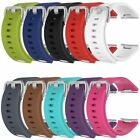 Replacement Classic Twill TPE Sport Strap Wristband For Fitbit Ionic Smart Watch