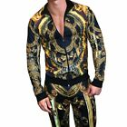 Men's Fashion Designer Jacket Tracksuit track suit Danny Miami TEMPLE SET
