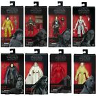 "STAR WARS BLACK SERIES 6"" EPISODE 8 THE LAST JEDI FIGURES £20.99 GBP"