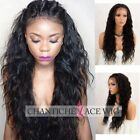 7A Indian Remy Huamn Hair Lace Front Wigs African American Curly Hair Wigs 130%